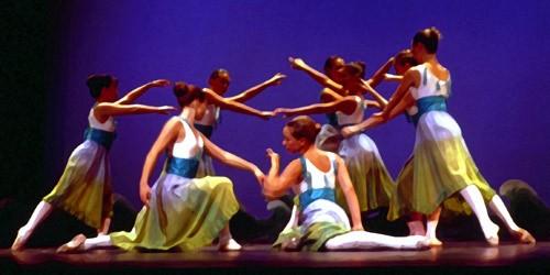 Ballet sea spirits 2000
