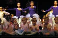 Young ballerinas 2002
