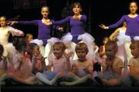 Young ballerinas 2002