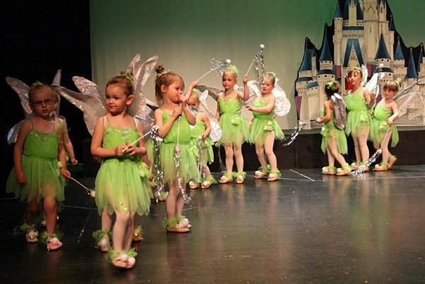Green Fairies Disney