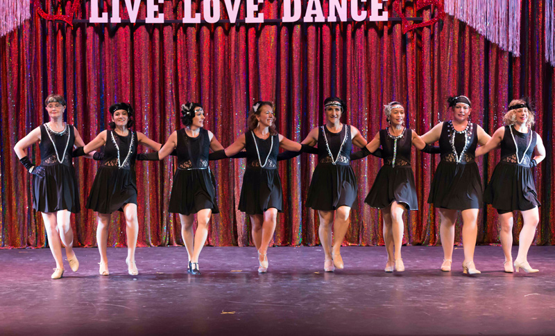 2014 Live Love Dance! performance
