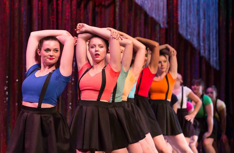 2014 Live Love Dance! performance
