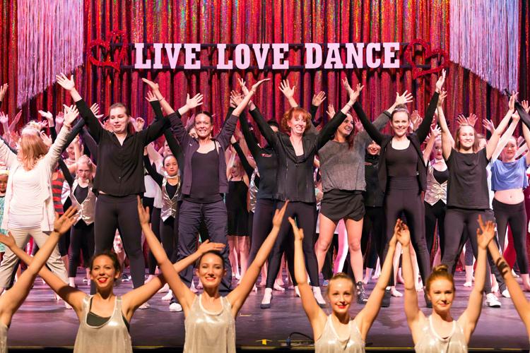 2014 Live Love Dance! finale