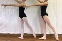 Megan D. & Francesca