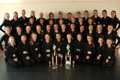 2017 CAD Competitive Team
